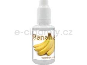 Příchuť Vampire Vape 30ml Banana