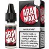 Liquid ARAMAX Max Borůvka 10ml-3mg