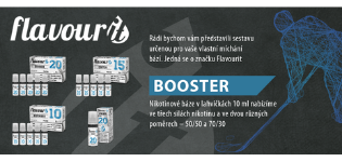 Booster Flavourit