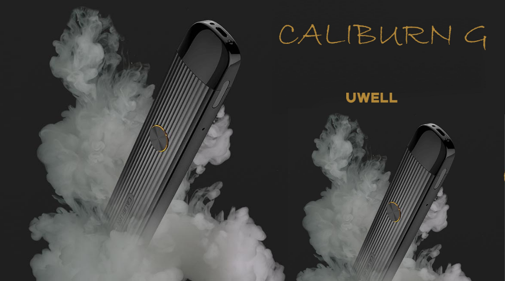 Uwell Caliburn Pod
