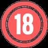 Silná 18mg