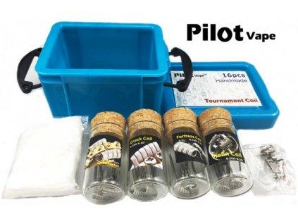 PilotVape spirálky