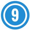 Střední 9mg