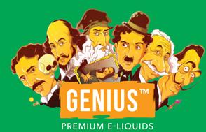Příchutě Genius Shake & Vape