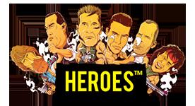 Příchutě Heroes Shake & Vape