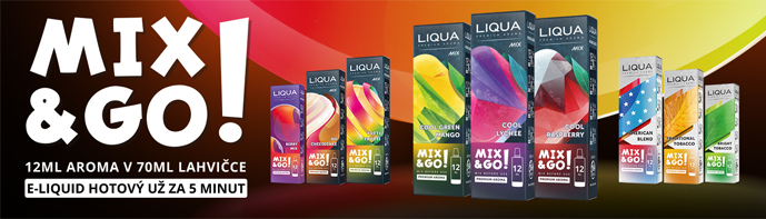 LIQUA Mix&Go 12ml