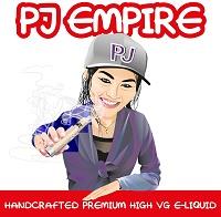 Příchutě PJ EMPIRE