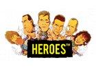 Příchutě Heroes S&V