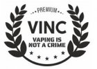 Příchuťě VINC S&V