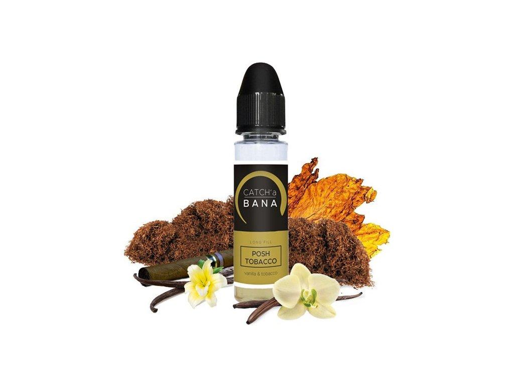 Příchuť IMPERIA Catch´a Bana - SaV 10ml Posh Tobacco