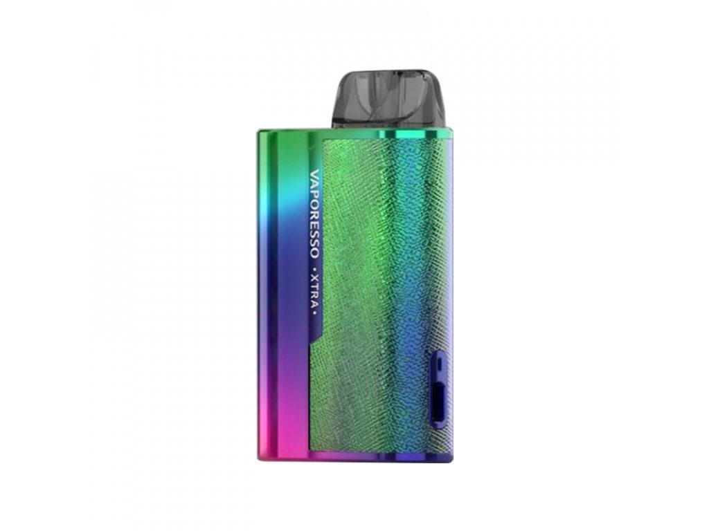 Elektronická cigareta: Vaporesso XTRA Pod Kit (900mAh) (Rainbow)