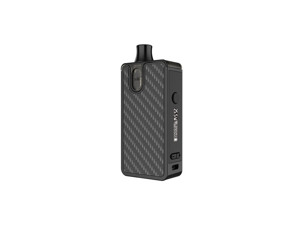 Elektronická cigareta: AAA Vape Matrix Pod Kit (1100mAh) (Black Carbon)