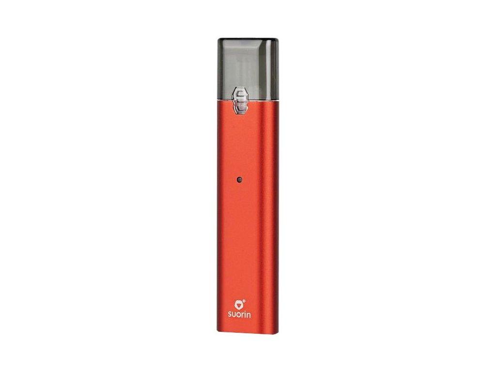 Suorin iShare POD elektronická cigareta 130mAh Red
