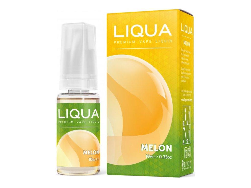 Liquid LIQUA Elements Melon 10ml-0mg (Žlutý meloun)