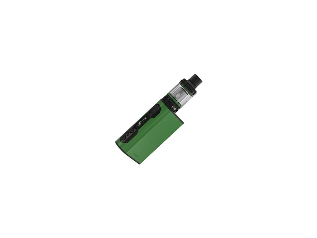 Eleaf iStick QC TC 200W grip 5000mAh Full Kit Zelená