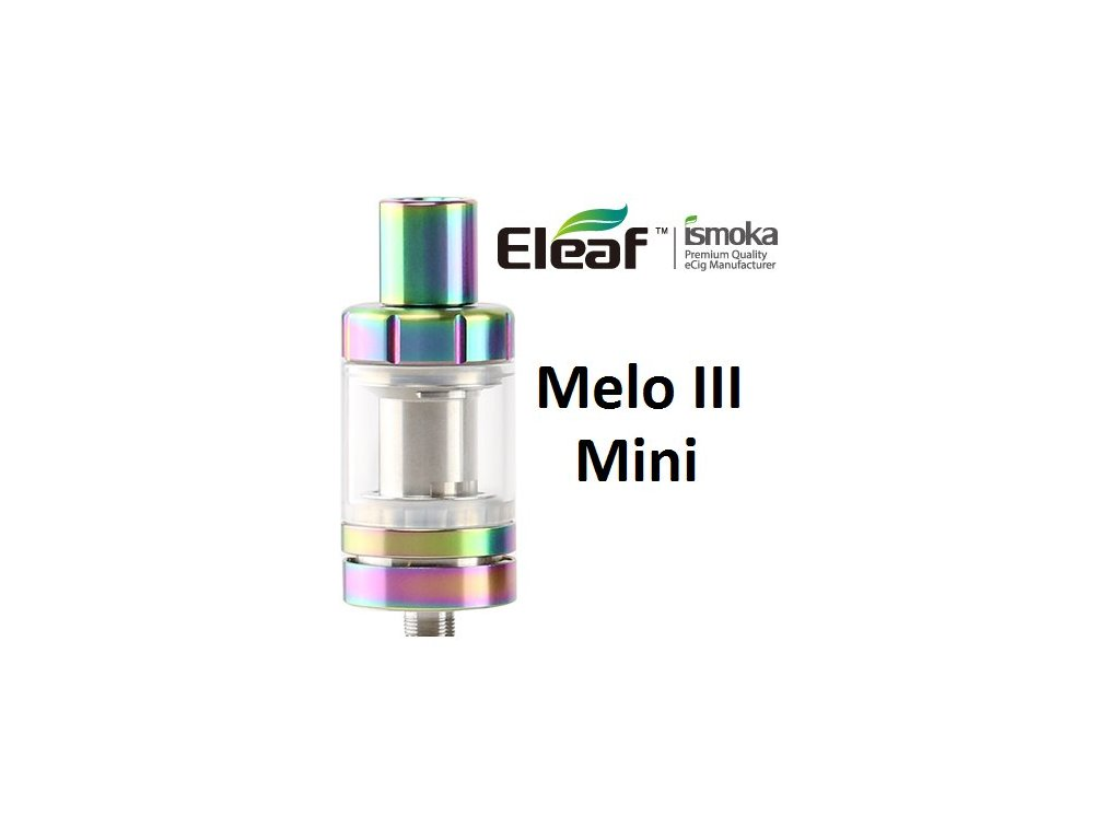Eleaf Melo 3 Mini clearomizer Dazzling