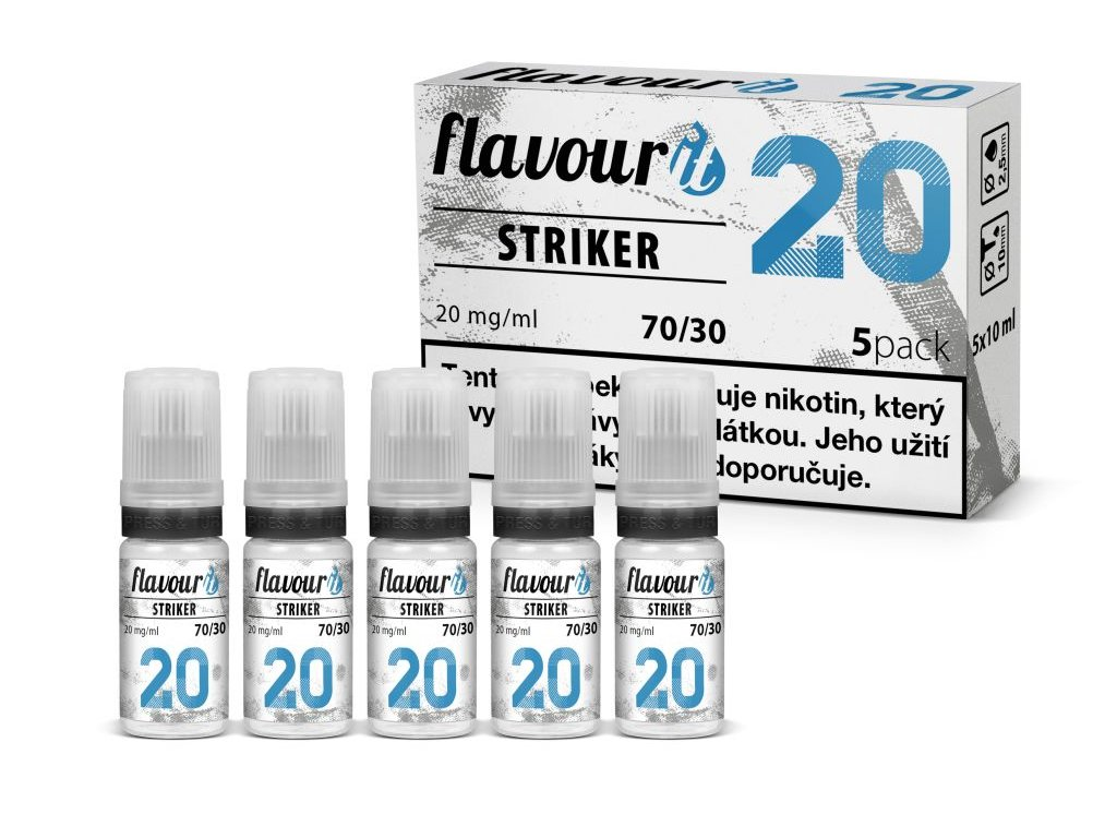 booster 20mg 7030 5x10ml