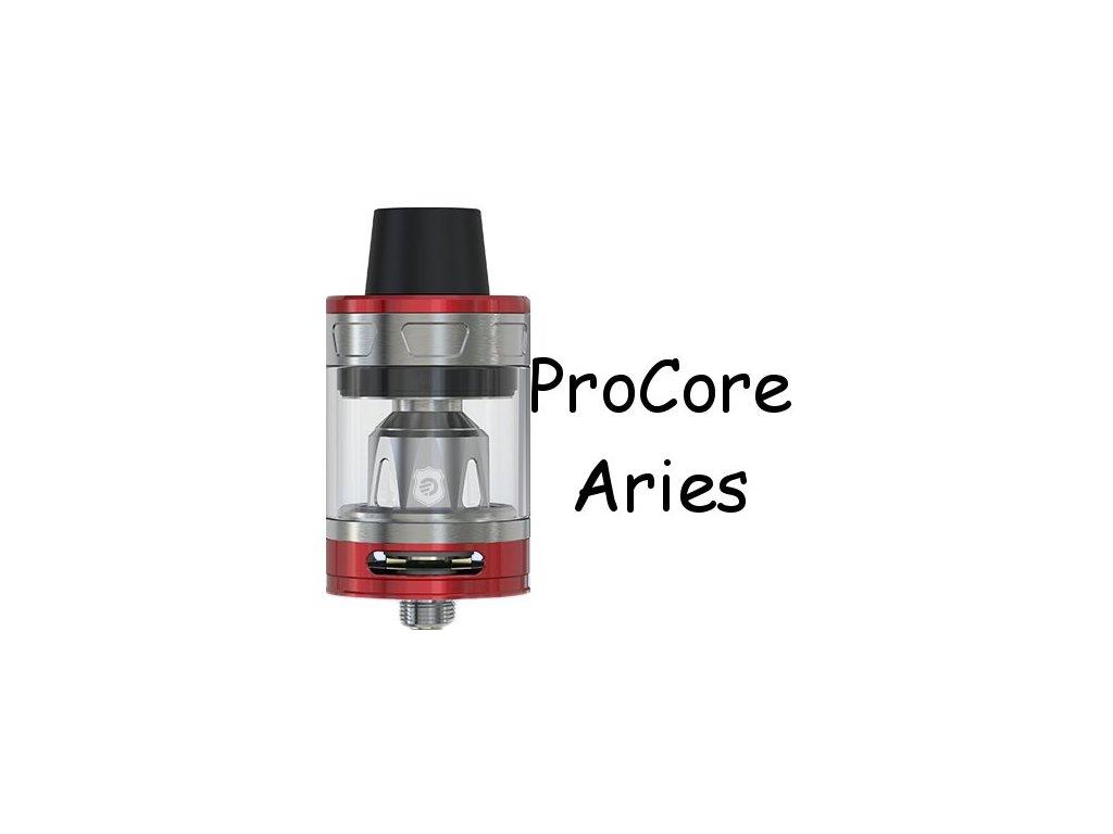 Joyetech ProCore Aries Clearomizer 4ml Red
