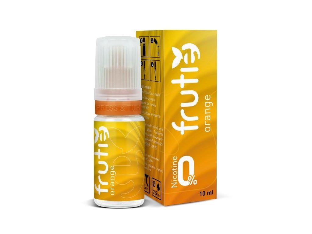 Liquid Frutie - Pomeranč 0mg (Orange)