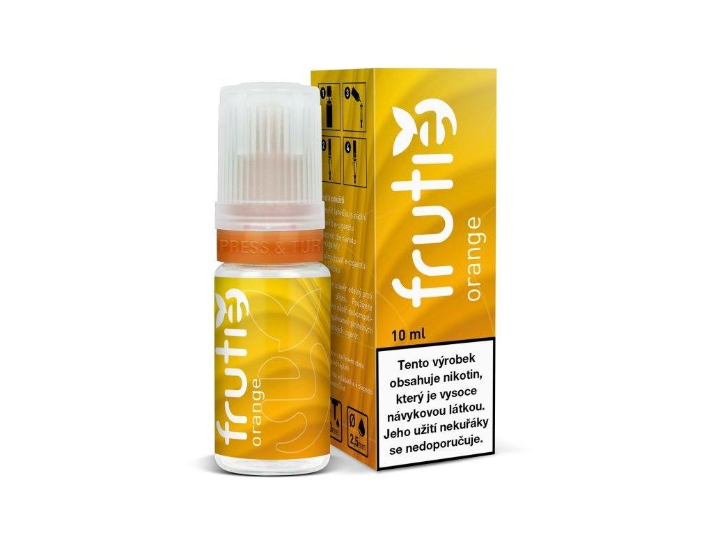 Liquid Frutie - Pomeranč 8mg (Orange)