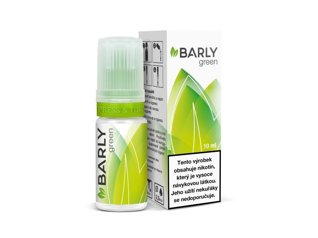 Liquid Barly Green 15mg