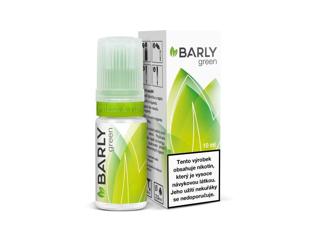 Liquid Barly Green 3mg