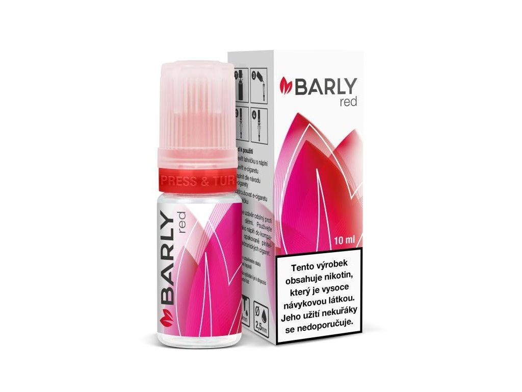 Liquid Barly Red 20mg