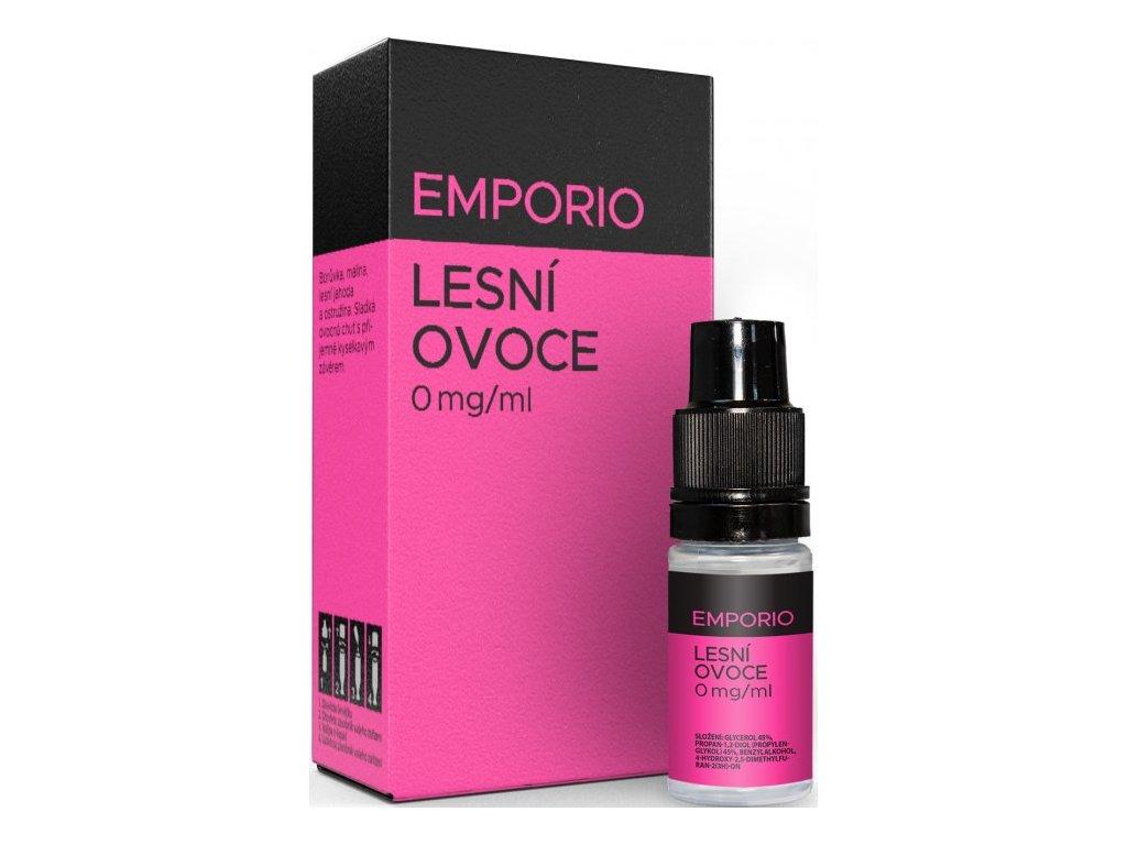 Liquid EMPORIO Lesní Ovoce 10ml - 0mg