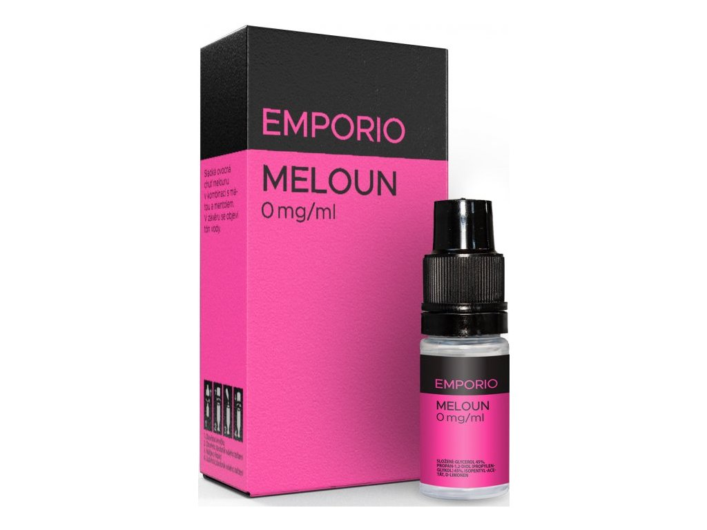 Liquid EMPORIO Meloun 10ml - 0mg