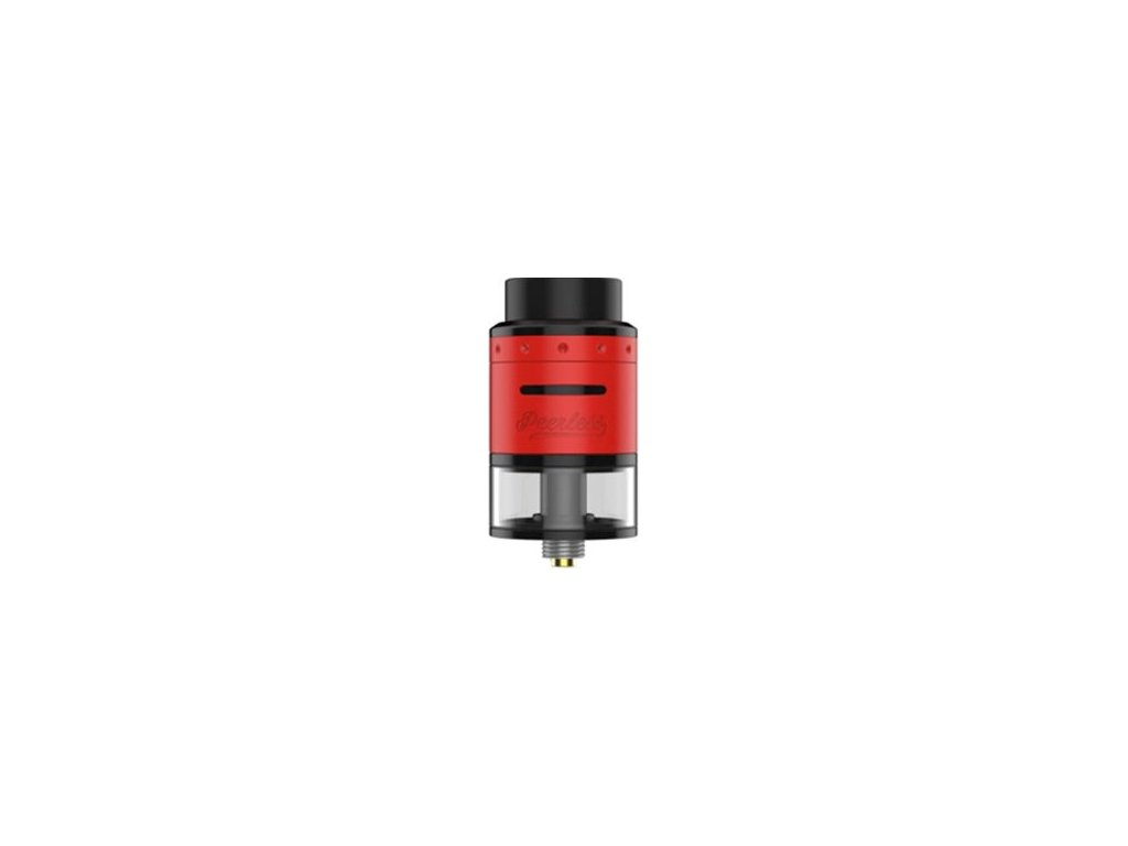 GeekVape Peerless RDTA clearomizer Red