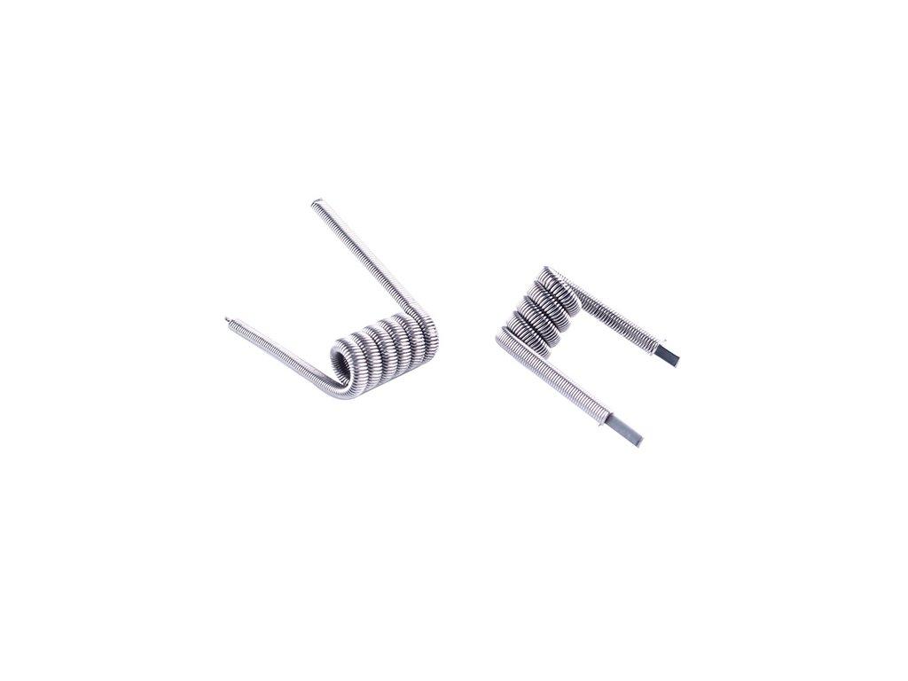 Předmotané spirálky Staple Kanthal 0,35ohm (0,3*0,8mm) 10ks - Thunderhead