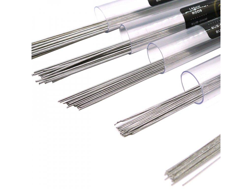 Kanthal A1 - odporový drát 0,4mm 26GA (20ks) - Thunderhead