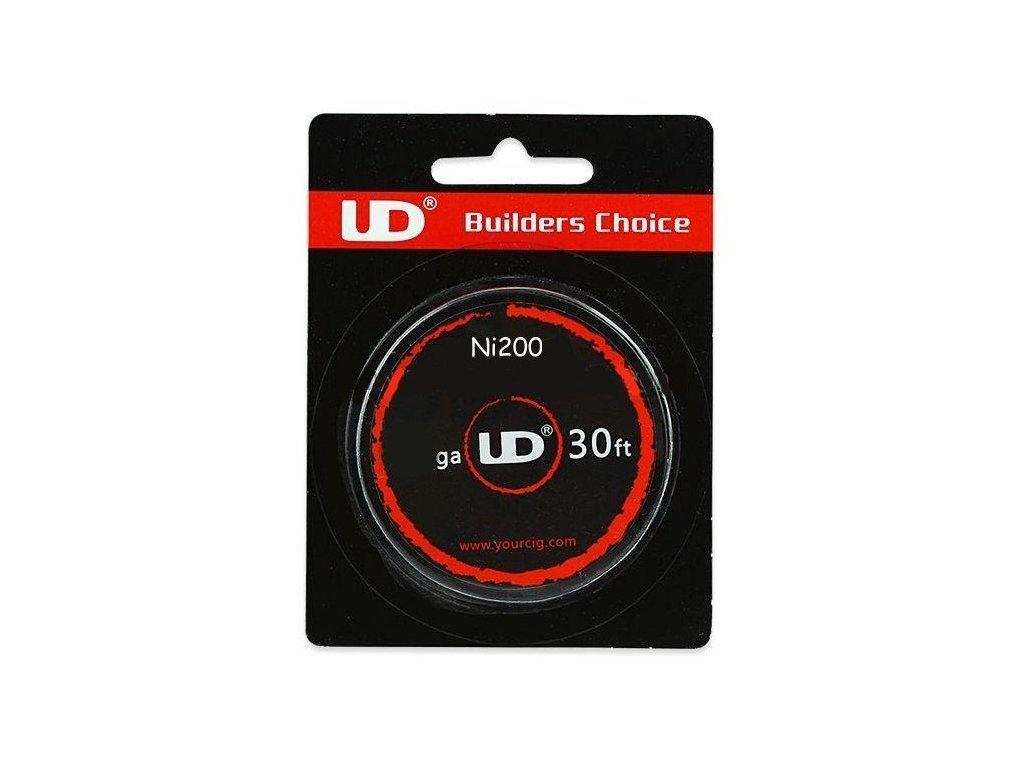 UD Ni200 odporový drát 26GA 0,4mm 10m