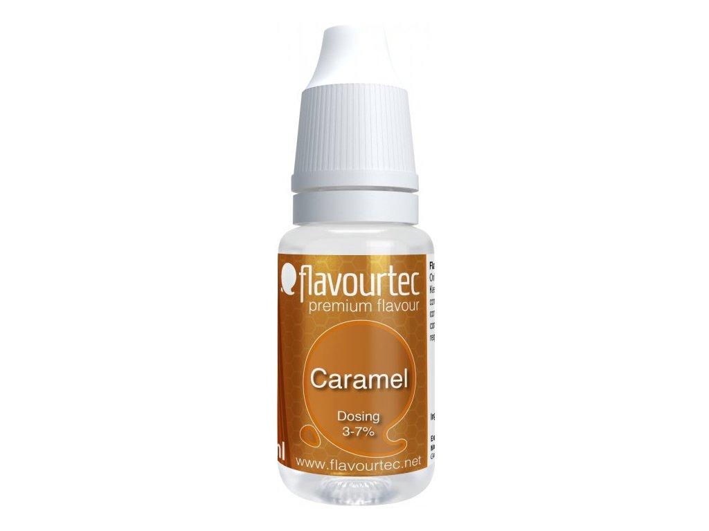 Příchuť Flavourtec Caramel 10ml (Karamel)