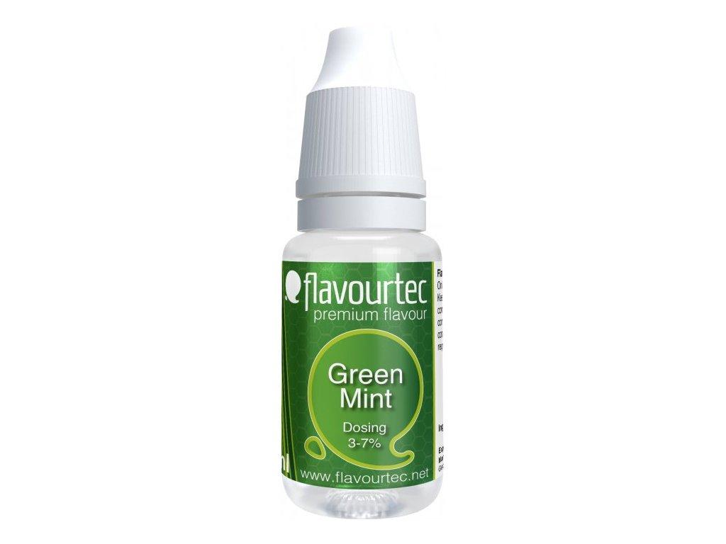 Příchuť Flavourtec Green Mint 10ml (Máta)