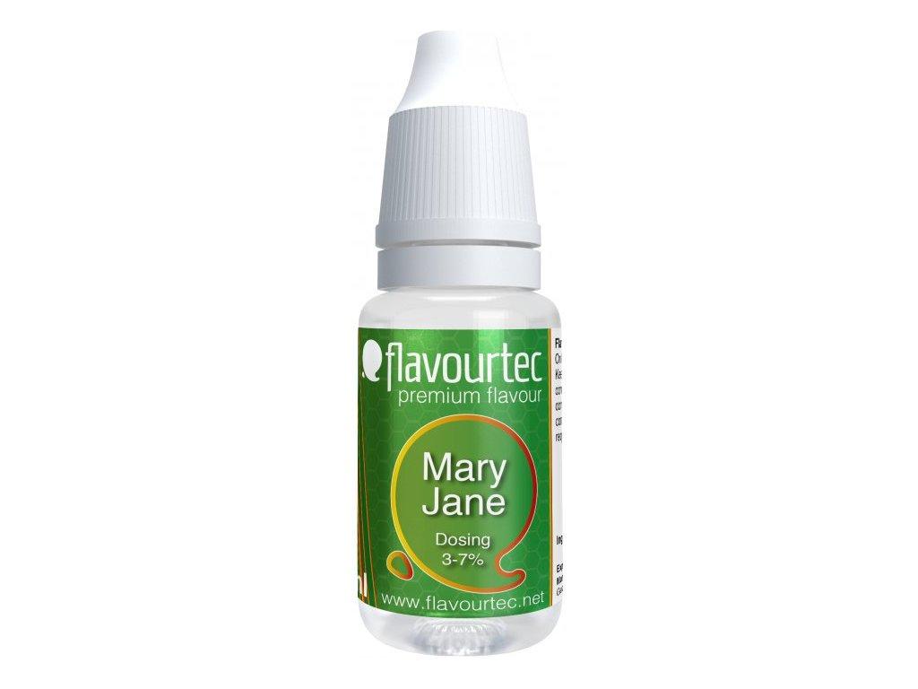 Příchuť Flavourtec Mary Jane 10ml (Oblíbená zelená rostlina)