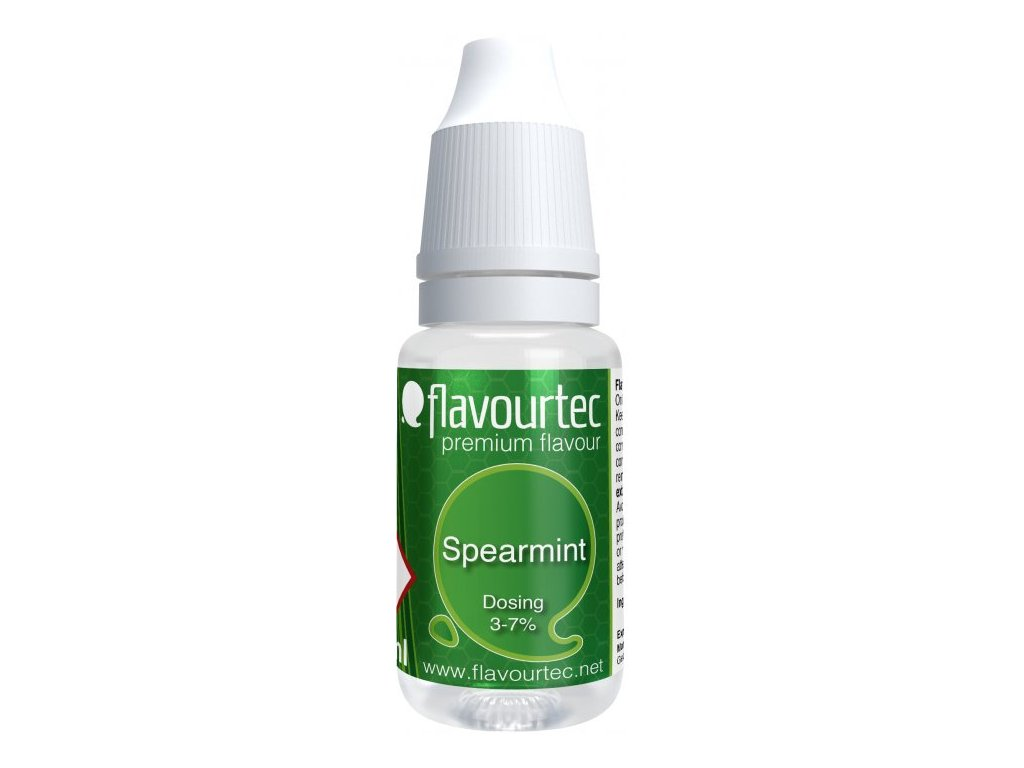 Příchuť Flavourtec Spearmint 10ml (Máta)