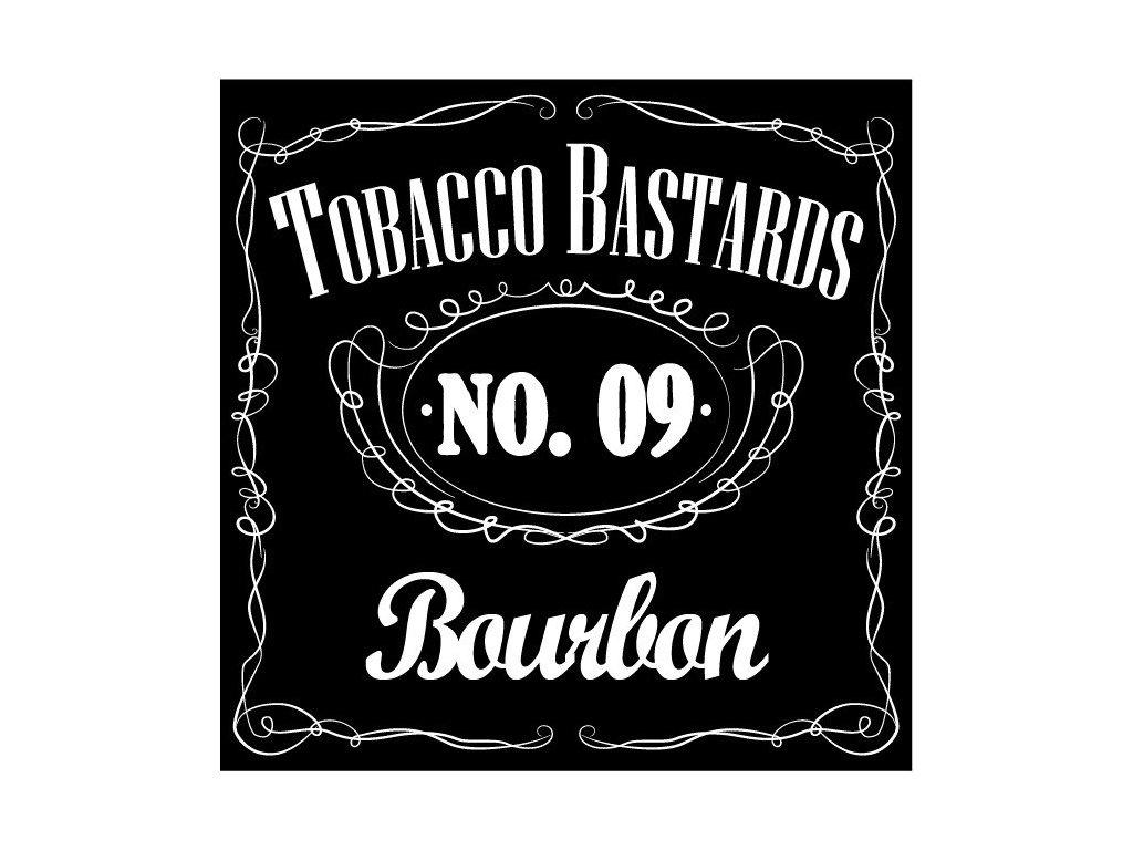 Příchuť Flavormonks 10ml Tobacco Bastards No.37 Bourbon