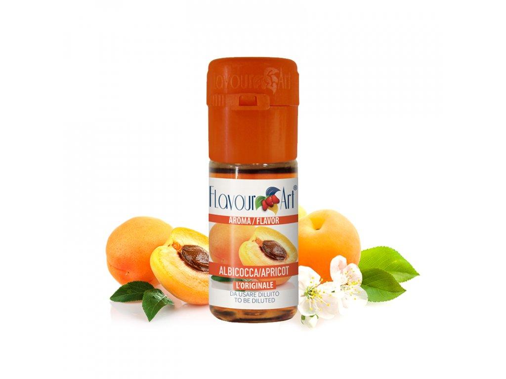 Příchuť FlavourArt: Meruňka (Apricot) 10ml