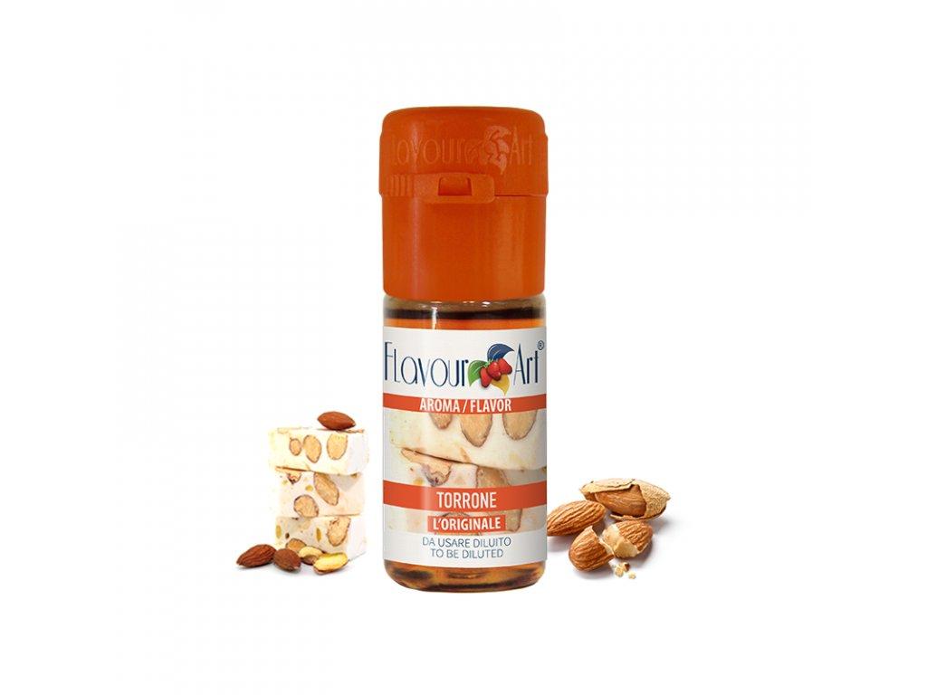 Příchuť FlavourArt: Turecký med (Torrone) 10ml