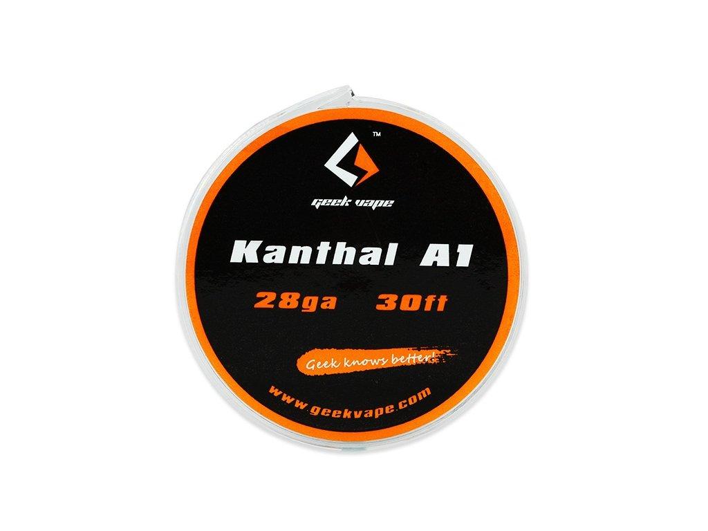 Kanthal A1 - odporový drát 0,3mm 28GA (10m) - GeekVape