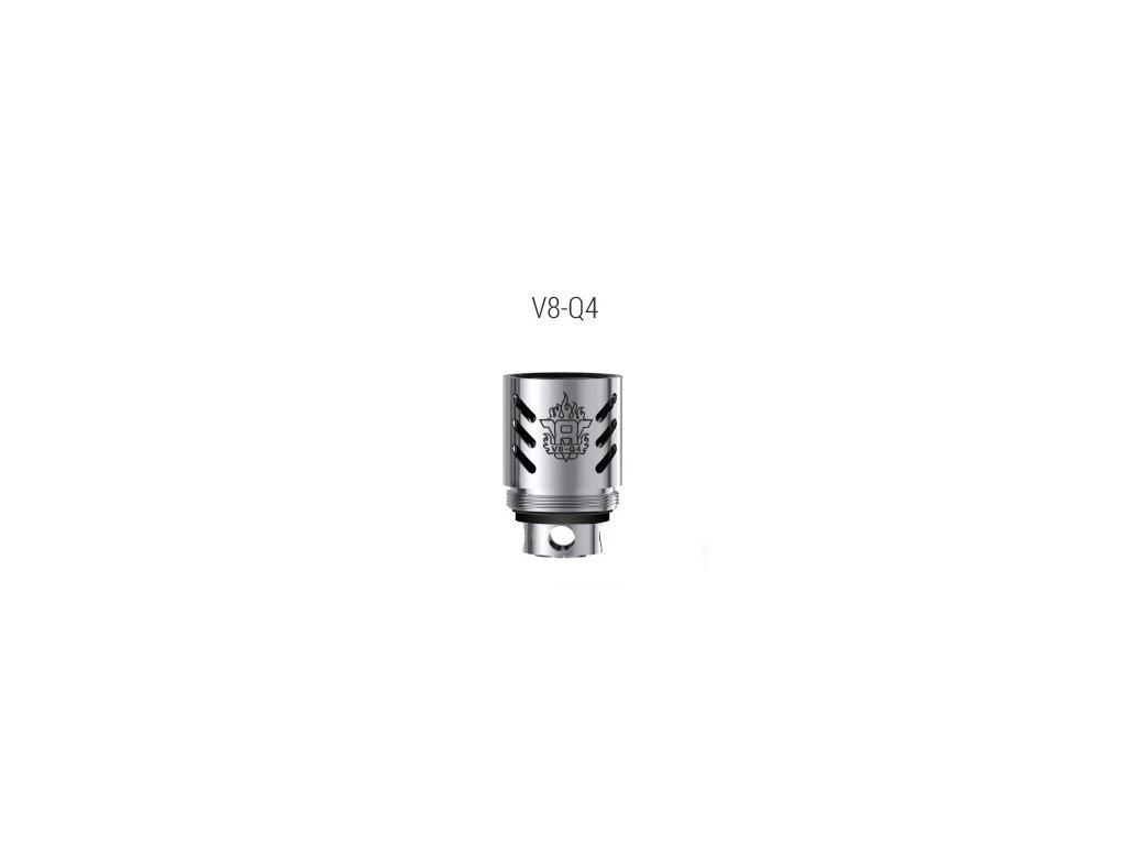 Žhavící tělísko SMOK TFV8 V8-Q4 (0,15ohm) (1ks)