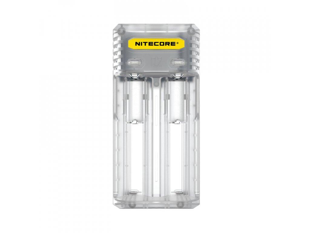Multifunkční nabíječka baterií - Nitecore Intellicharger Q2 (Lemonade)