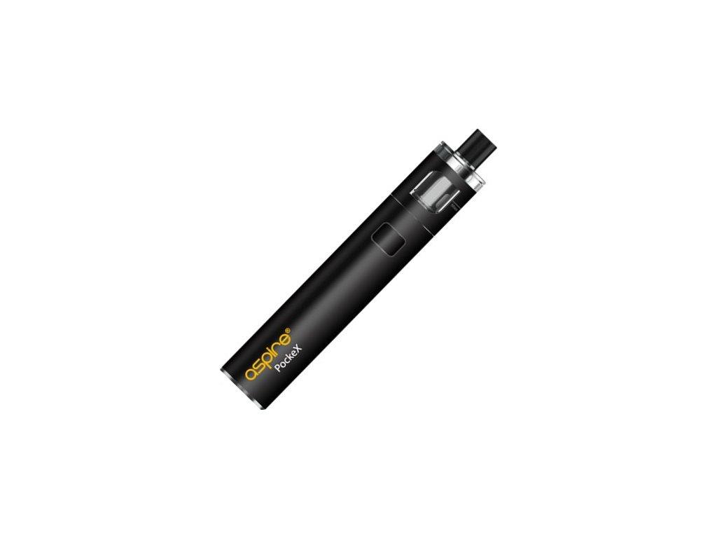 aSpire PockeX AIO elektronická cigareta 1500mAh Matte Black