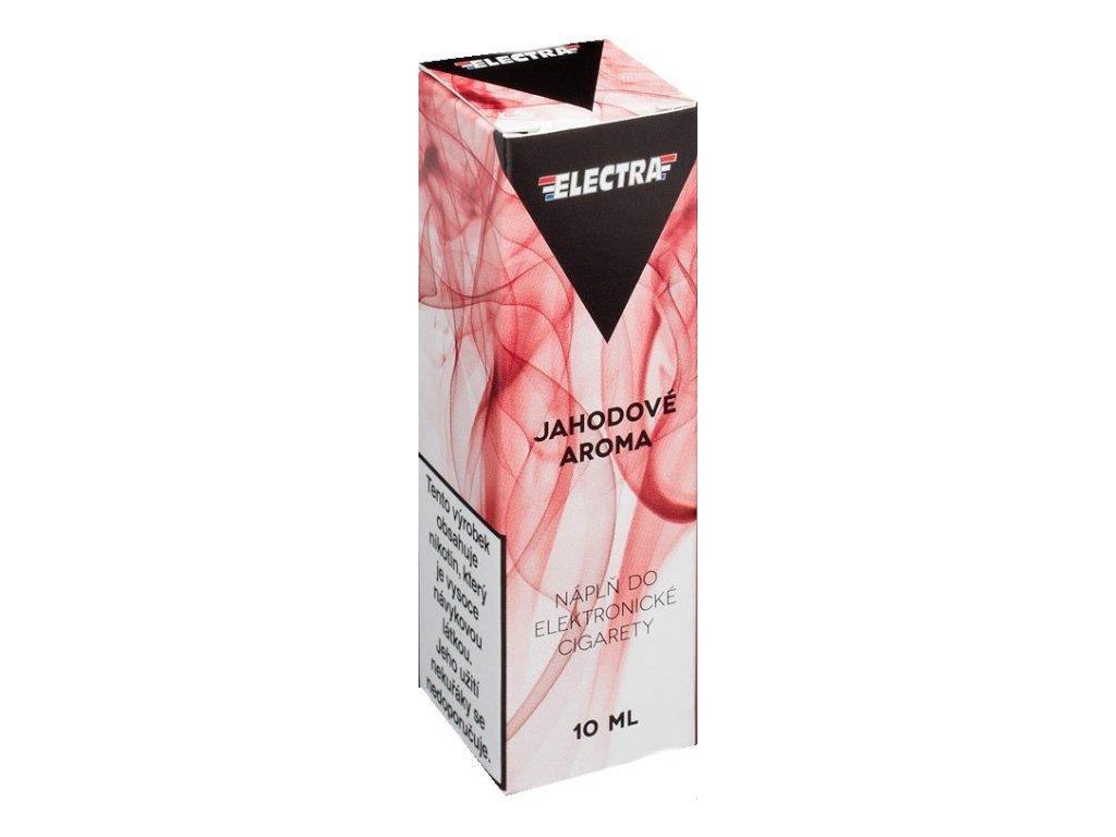 Liquid ELECTRA Strawberry 10ml - 6mg (Jahoda)