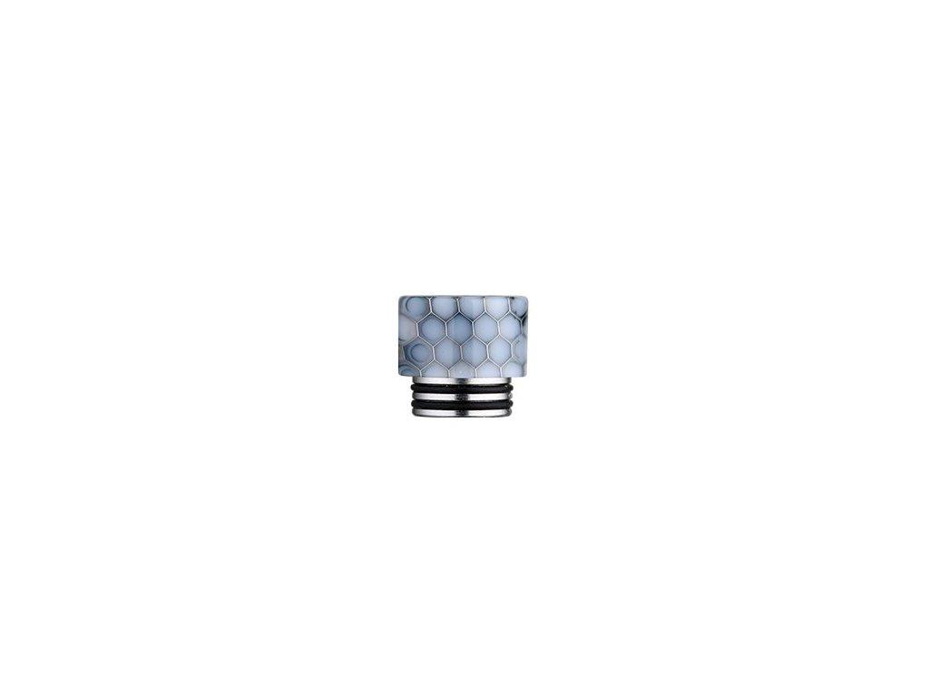 Snake Pattern 810 náustek pro clearomizer Grey Light Mix color