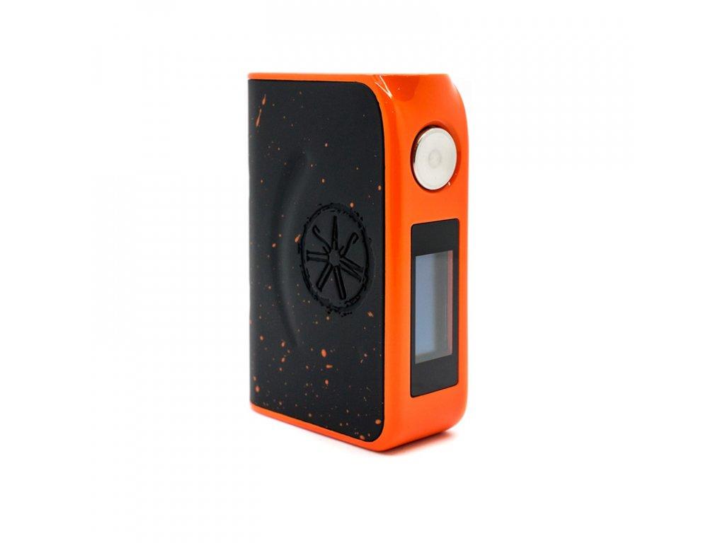 Elektronický grip: Asmodus Minikin Reborn (Oranžovo-černý)