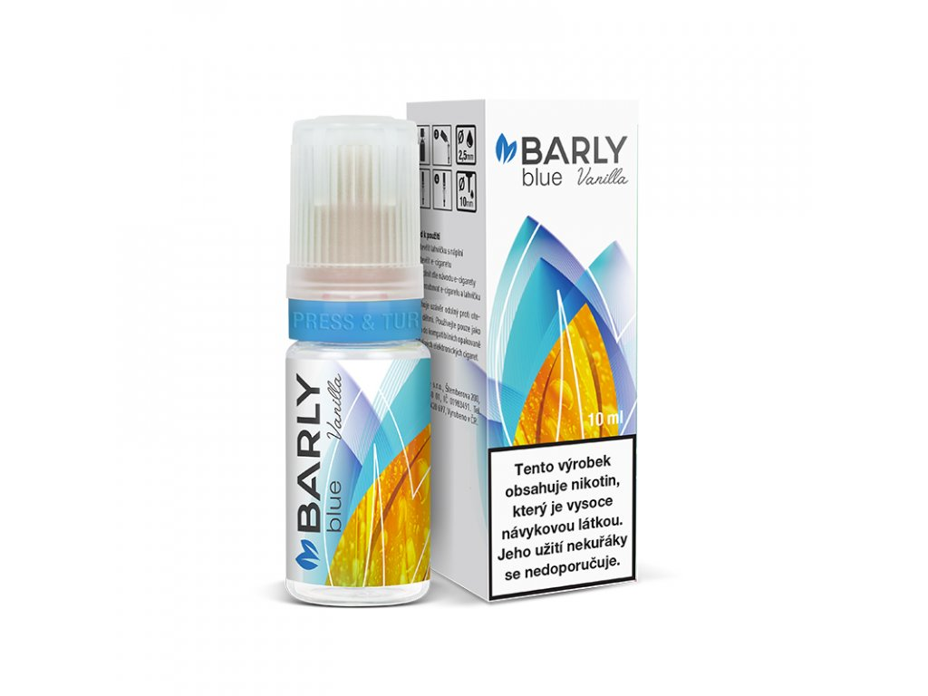 Liquid Barly Blue Vanilla 12mg