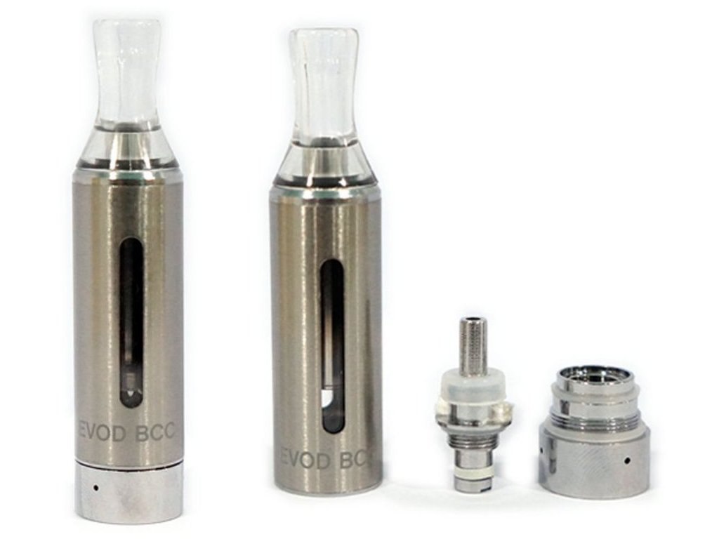 evod clearomizer metal