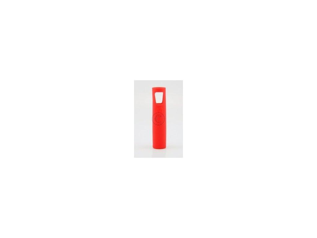 Silikonové pouzdro eGO AIO červené